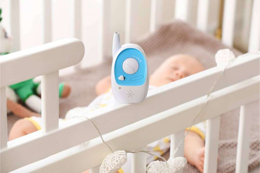Where to Mount a Baby Monitor Camera