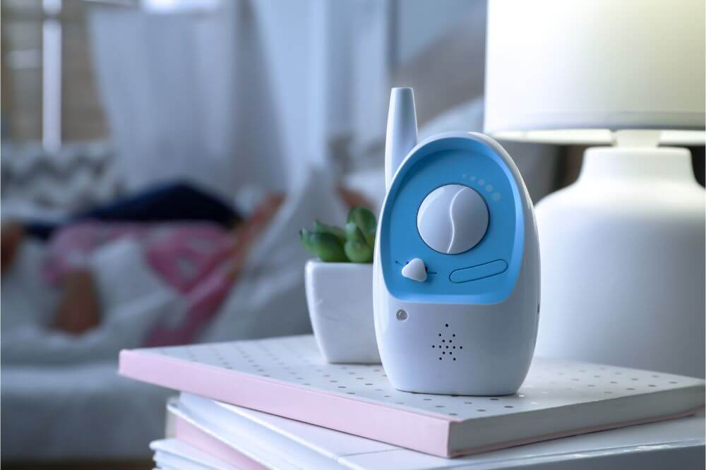 Baby Monitor That You Can Talk Back Through
