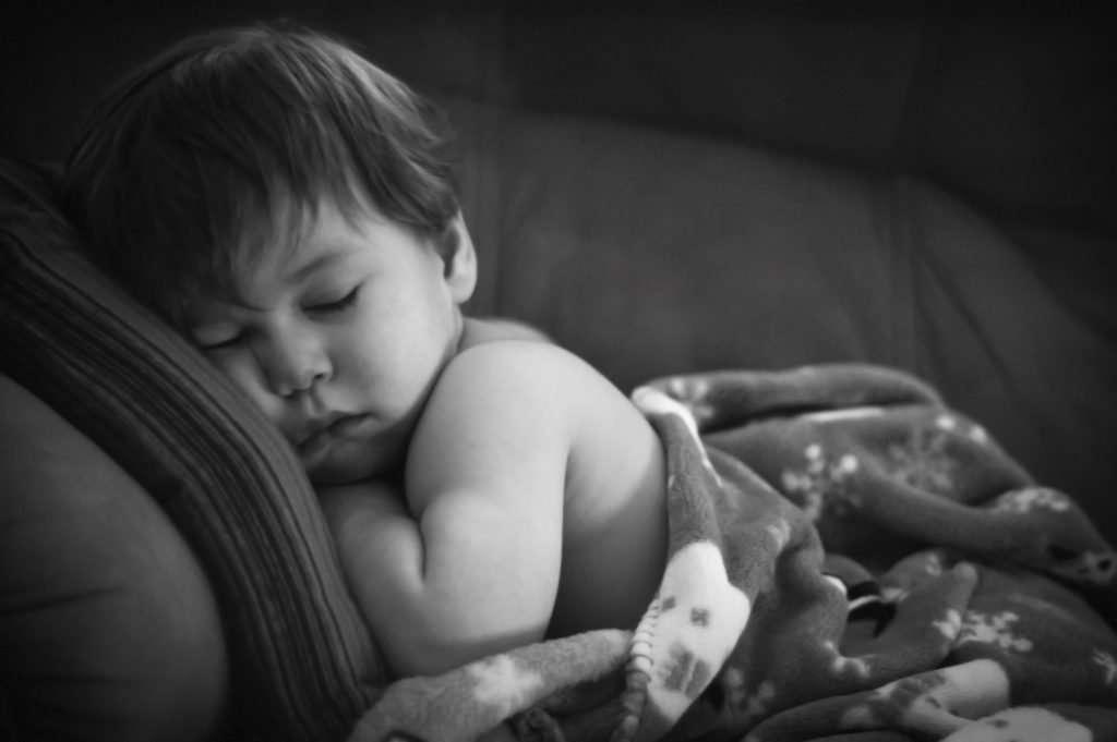 well-asleep