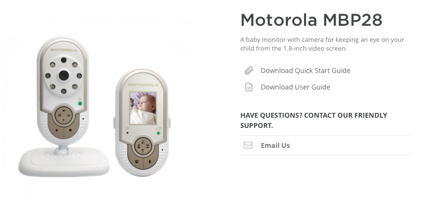 How to Connect Motorola Baby Monitor to WiFi