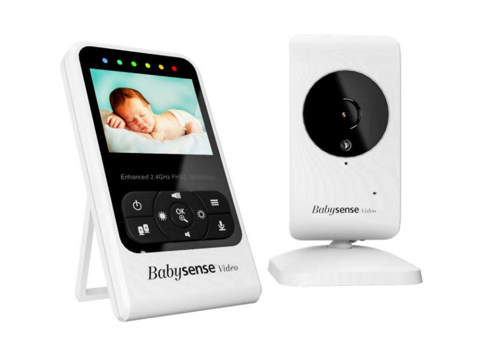 babysense-video-monitor