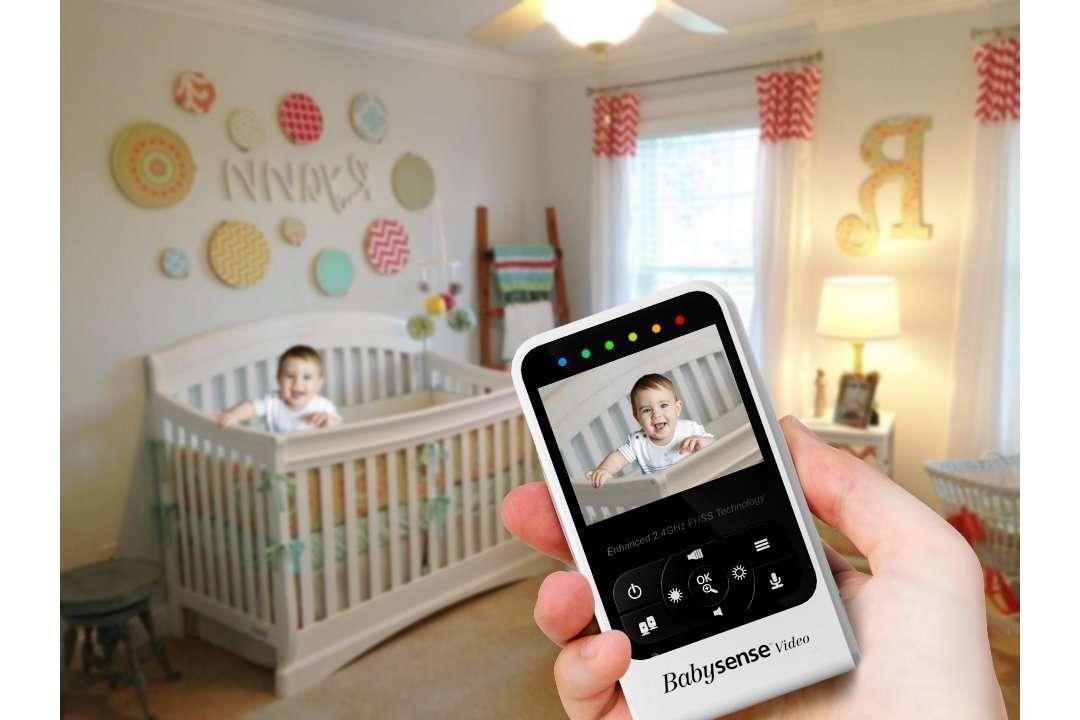 babysense-video-baby-monitor